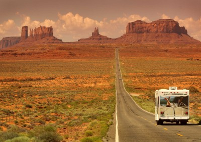 Cruise-America-in-Monument-Valley