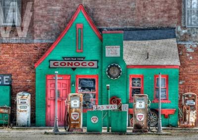conoco-Route-66